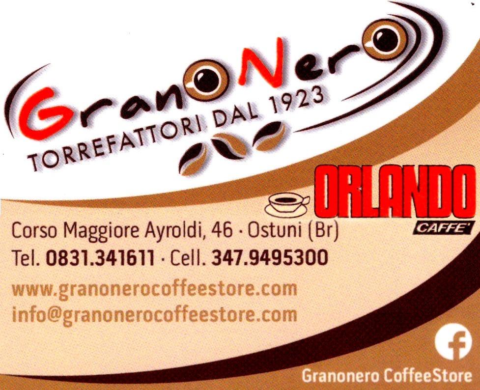 Granonero, Caffè Orlando - Ostuni